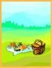 Barbecue-picknick