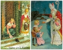 Sinterklaas kaarten